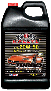 Rallye Turbo Approved 20W-50